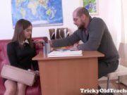 Смотреть русское порно старый учитель